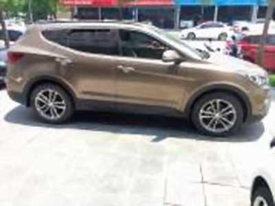 Bán xe ô tô Hyundai Santa Fe 2.4L 4WD 2017 giá 1 Tỷ 85 Triệu