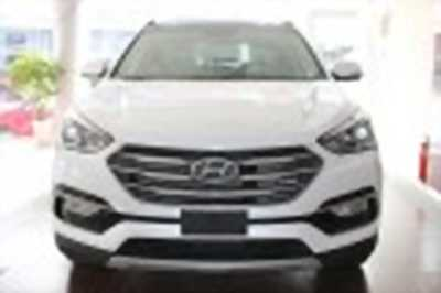 Bán xe ô tô Hyundai Santa Fe 2.4L 4WD 2018 ở quận 11