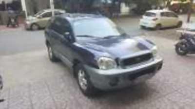 Bán xe ô tô Hyundai Santa Fe 2.7 AT 4WD 2004 giá 198 Triệu huyện mê linh