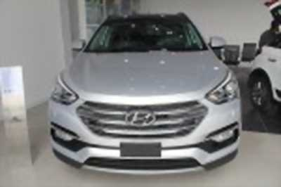 Bán xe ô tô Hyundai Santa Fe CRDi 2.2L 4WD 2018