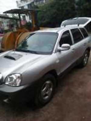 Bán xe ô tô Hyundai Santa Fe Gold 2.0 AT 2002 giá 228 Triệu