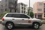 Bán xe ô tô Hyundai Santa Fe Gold 2.0 AT 2003 giá 255 Triệu