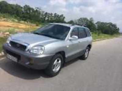 Bán xe ô tô Hyundai Santa Fe Gold 2.0 AT 2003 giá 262 Triệu
