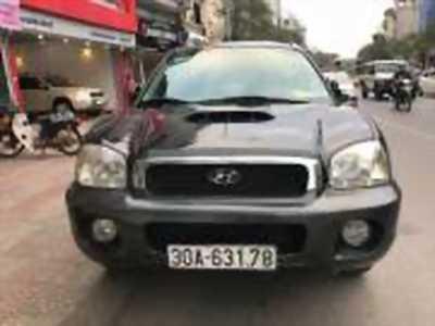 Bán xe ô tô Hyundai Santa Fe Gold 2.0 AT 2003 giá 265 Triệu