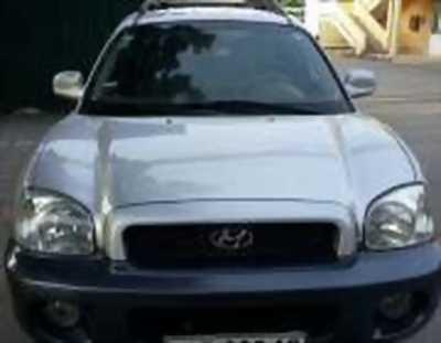 Bán xe ô tô Hyundai Santa Fe Gold 2.0 AT 2003 giá 289 Triệu