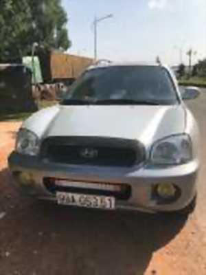 Bán xe ô tô Hyundai Santa Fe Gold 2.0 AT 2004 giá 290 Triệu