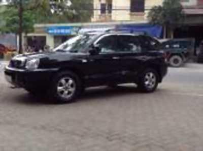 Bán xe ô tô Hyundai Santa Fe Gold 2.0 AT 4WD 2005 giá 335 Triệu