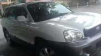 Bán xe ô tô Hyundai Santa Fe Gold 2.0 MT 2005 giá 296 Triệu huyện chương mỹ