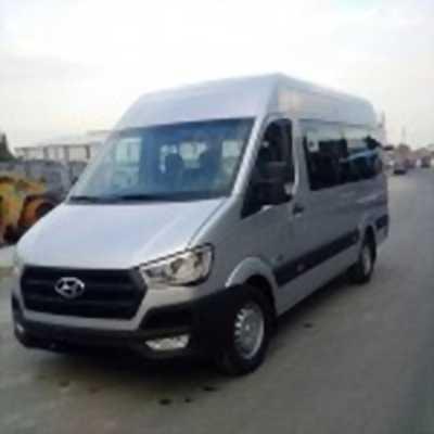 Bán xe ô tô Hyundai Solati H350 2017 giá 1 Tỷ 90 Triệu