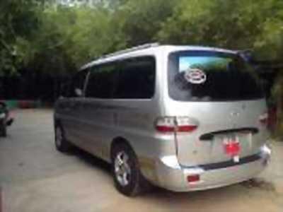 Bán xe ô tô Hyundai Starex 2.5 MT 2007 giá 370 Triệu