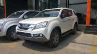 Bán xe ô tô Isuzu MU-X Limited 3.0L 4x2 AT 2017 giá 950 Triệu