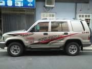 Bán xe ô tô Isuzu Trooper 2001 giá 165 Triệu