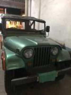 Bán xe ô tô Jeep CJ 5 1989 giá 145 Triệu