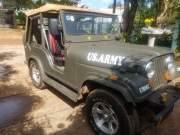 Bán xe ô tô Jeep CJ 5 1989 giá 89 Triệu