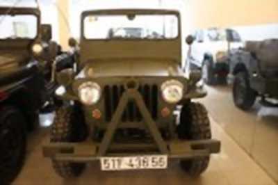 Bán xe ô tô Jeep Khác Willy 1989 giá 580 Triệu