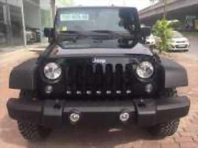Bán xe ô tô Jeep Wrangler Rubicon Unlimited 2017 giá 4 Tỷ 351 Triệu