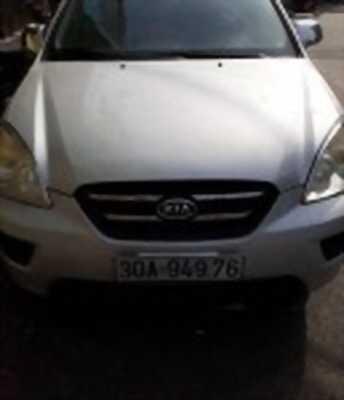 Bán xe ô tô Kia Carens LX 1.6 MT 2010 giá 282 Triệu