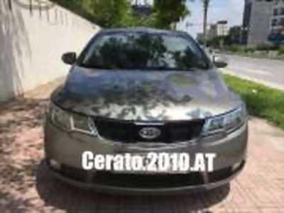 Bán xe ô tô Kia Cerato 1.6 AT 2010 giá 408 Triệu