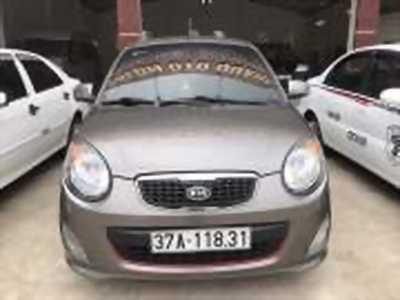 Bán xe ô tô Kia Morning SLX 1.0 AT 2010 giá 305 Triệu