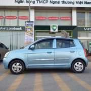 Bán xe ô tô Kia Morning SLX 1.0 MT 2007 tại Thanh Hóa.
