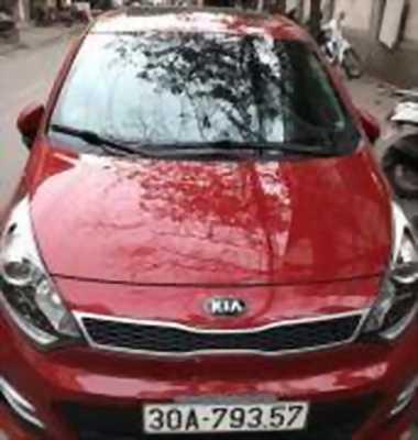 Bán xe ô tô Kia Rio 1.4 AT 2015 tại Thanh Hóa.