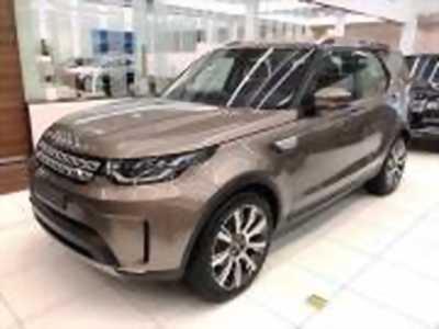 Bán xe ô tô LandRover Discovery HSE Luxury 2017 giá 5 Tỷ 609 Triệu