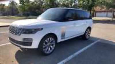 Bán xe ô tô LandRover Range Rover Autobiography LWB 5.0 2018 giá 12 Tỷ 709 Triệu