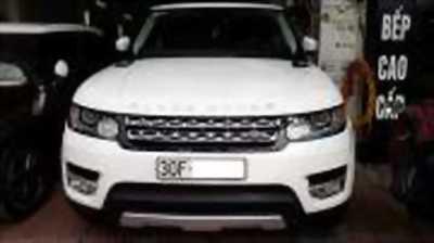 Bán xe ô tô LandRover Range Rover Sport HSE 2014 giá 3 Tỷ 400 Triệu quận long biên