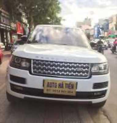 Bán xe ô tô LandRover Range Rover Supercharged 5.0 2013 giá 4 Tỷ 800 Triệu huyện nhà bè
