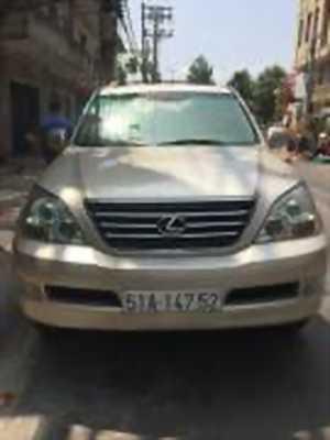 Bán xe ô tô Lexus GX 470 2008 giá 1 Tỷ 450 Triệu