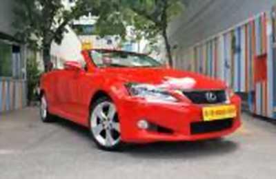Bán xe ô tô Lexus IS 250C 2011 giá 1 Tỷ 460 Triệu
