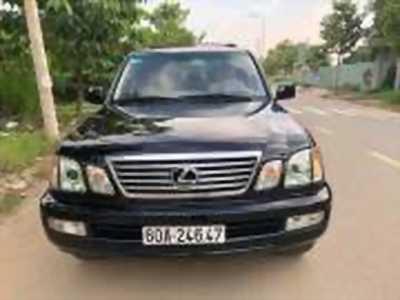 Bán xe ô tô Lexus LX 470 2005 giá 1 Tỷ 250 Triệu