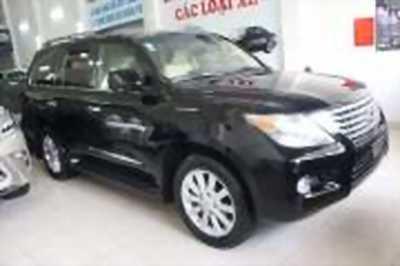 Bán xe ô tô Lexus LX 570 2009 giá 2 Tỷ 950 Triệu quận đống đa