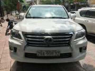 Bán xe ô tô Lexus LX 570 2012 giá 4 Tỷ 250 Triệu quận hà đông
