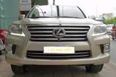 Bán xe ô tô Lexus LX 570 2012 giá 4 Tỷ 560 Triệu quận phú nhuận