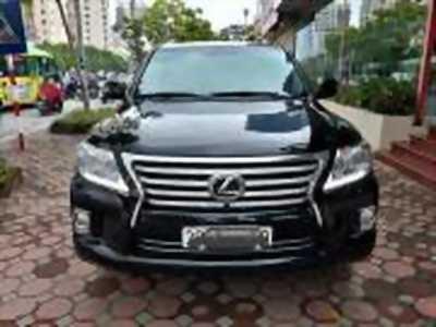 Bán xe ô tô Lexus LX 570 2013 giá 4 Tỷ 550 Triệu  quận ba đình
