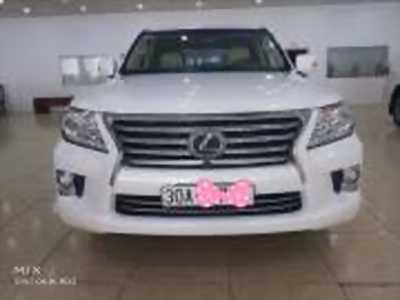 Bán xe ô tô Lexus LX 570 2013 giá 4 Tỷ 660 Triệu