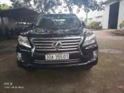 Bán xe ô tô Lexus LX 570 2014 giá 4 Tỷ 980 Triệu quận đống đa