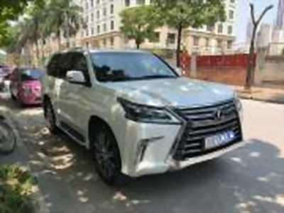 Bán xe ô tô Lexus LX 570 2016 giá 7 Tỷ 150 Triệu