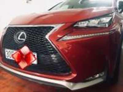 Bán xe ô tô Lexus NX 200t F-Sport 2015 giá 2 Tỷ 260 Triệu quận hoàn kiếm