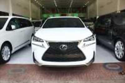 Bán xe ô tô Lexus NX 200t F-Sport 2016 giá 2 Tỷ 954 Triệu