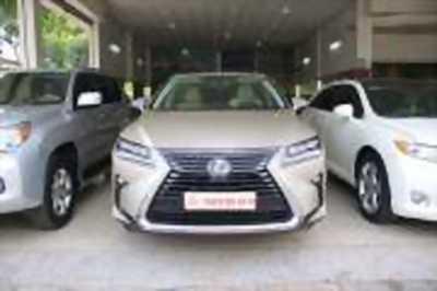 Bán xe ô tô Lexus RX 350 2016 giá 3 Tỷ 380 Triệu quận 10