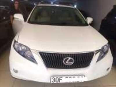 Bán xe ô tô Lexus RX 350 AWD 2010 giá 1 Tỷ 580 Triệu  quận đống đa