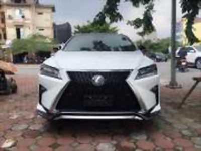 Bán xe ô tô Lexus RX 350 F-Sport 2016 giá 3 Tỷ 848 Triệu quận hà đông