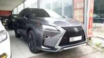 Bán xe ô tô Lexus RX 350 F-Sport 2016 giá 3 Tỷ 850 Triệu quận ba đình