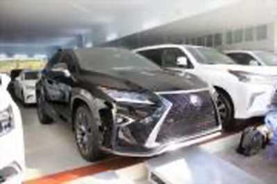 Bán xe ô tô Lexus RX 350 F-Sport 2016 giá 5 Tỷ 38 Triệu