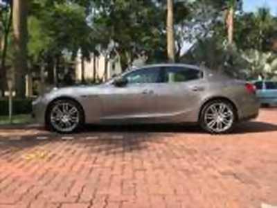 Bán xe ô tô Maserati Ghibli 3.0 V6 2016 giá 4 Tỷ 700 Triệu