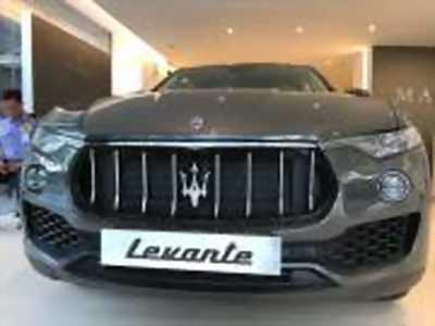 Bán xe ô tô Maserati Levante 3.0 V6 2017 giá 4 Tỷ 990 Triệu