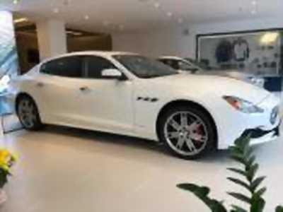 Bán xe ô tô Maserati Quattroporte 3.0 V6 2017 giá 6 Tỷ 118 Triệu