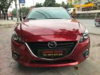 Bán xe ô tô Mazda 3 1.5 AT 2016 giá 629 Triệu